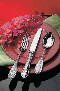 Heritage House's Ricci Japanese Bird and Bamboo 2-Piece Salad Serving Set (Set of 2)