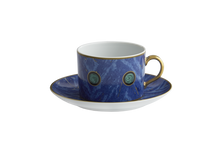 Heritage House's Mottahedeh Lapis Tea Cup & Saucer