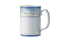 Heritage House's Mottahedeh Virginia Blue Mug