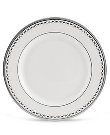 Lenox Pearl Platinum Butter Plate 6""