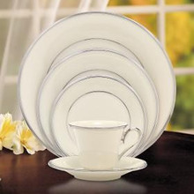 Lenox Solitaire 5 Piece Place Setting