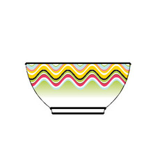 Missoni Margherita Fruit Saucer 5""