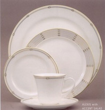Pickard Alexis 5 Piece Place Setting