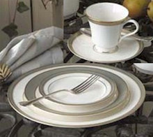 Pickard Cypress 5 Piece Place Setting