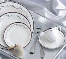 Pickard Infinity 5 Piece Place Setting