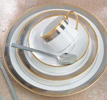 Pickard Luxor 5 Piece Place Setting