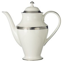Waterford Newgrange Platinum Beverage Server 6 Cup Capacity