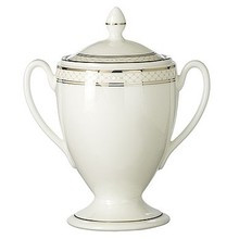 WATERFORD PADOVA COVERED SUGAR BOWL 8 OZ