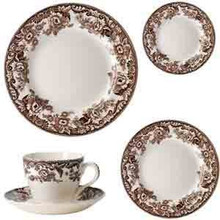 Spode Delamere 5 Piece Place Setting (2 Sets)