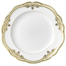 Spode Stafford White Dinner Plate 10.5""