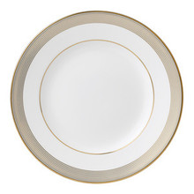 Vera Wang Golden Grosgrain Salad Plate 8""