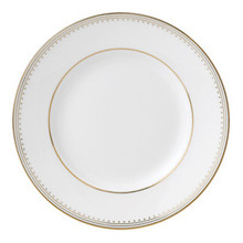 Vera Wang Golden Grosgrain Bread & Butter Plate 6""