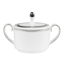 Vera Wang Grosgrain Covered Sugar Bowl, Imperial