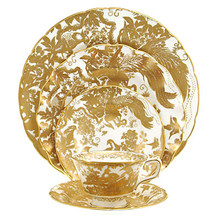 Royal Crown Derby Gold Aves 5 PIECE PLACE SETTING
