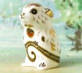 """Royal Crown Derby Paperweight - MOUSE 3"""""""