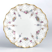 Royal Crown Derby ROYAL ANTOINETTE DINNER PLATE 10""