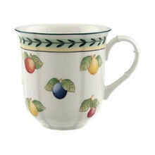 Villeroy & Boch French Garden Fleurence Mug 10 oz. (Set of 4)