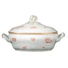 Richard Ginori Galli Rossi Soup Tureen 3.17 Lt.