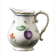 Richard Ginori Italian Fruit Milk Jug 9.13 oz.