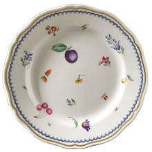 Richard Ginori Italian Fruit Luncheon Plate 9 3/4""