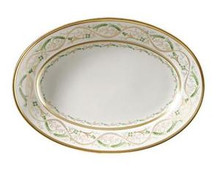 Richard Ginori La Scala Oval Platter 13.5""