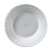 "Richard Ginori Vecchio White Bread & Butter Plate 6.89"" (Set of 4)"
