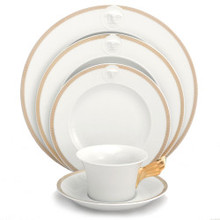 Versace Medusa D'or 5 Piece Place Setting