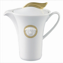 Versace Medusa D'or Covered Creamer 7 Oz