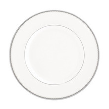 "Waterford Monique Lhuillier Dentelle Salad Plate 8"" (Set of 4)"