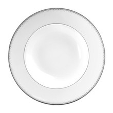 "Waterford Monique Lhuillier Dentelle Rim Soup Plate 8"" (Set of 4)"