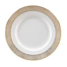"""Vera Wang Gilded Weave Bread & Butter Plate 6"""""""
