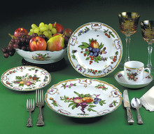 Mottahedeh Duke of Gloucester 5 Piece Place Setting