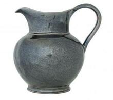 Juliska Pewter Stoneware Pitcher 2 Qt.