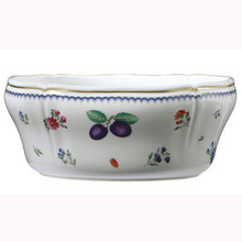 Richard Ginori Italian Fruit Oval Salad Bowl 9 3/4""