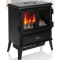 Dimplex OKT20 Matt Black Oakhurst Electric Stove