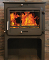 Ekol Clarity 12 High Multi Fuel Stove