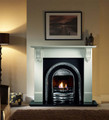 Bolton Cast Iron Insert - Gallery Fireplace Collection