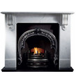 Fitzwilliam Cast Iron Insert - Gallery Fireplace Collection