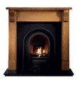 Bedford Pine Fire Surround - Gallery Fireplace Collection