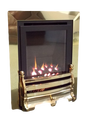 Ultima Fires Slimline Glass Fronted High Efficiency Gas Fire
