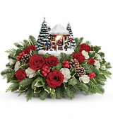 2016 Thomas Kinkade keepsake arrangement