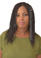 """Fully hand braided lace front wig -Hope #2 in 14"""""""