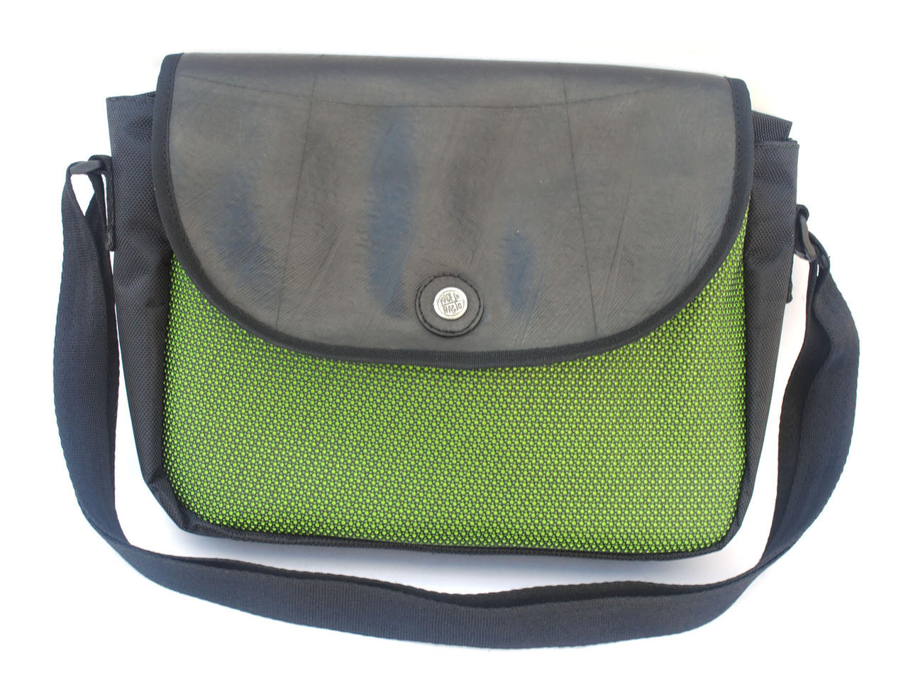 Optimus  Crossbody Bag - Green