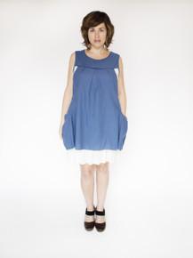 Ariana Dress Blue