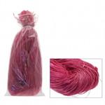 450g Rose Pink Raffia