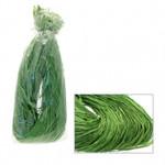 450g Lime Green Raffia