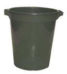 Green Bucket with Handles