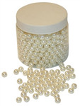 12mm 284g White Pearls in Jar