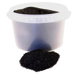 3.8kg Black Sand in Bucket