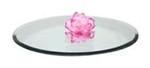 35cm Round Mirror Plate
